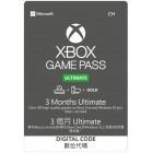 Microsoft XBOX Game Pass Ulitmate 3個月 香港區