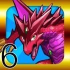 Puzzle & Dragon 魔法石 6 石