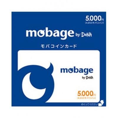 日本Mobage夢寶谷 (5000円)