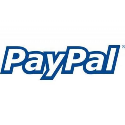 Paypal 充值