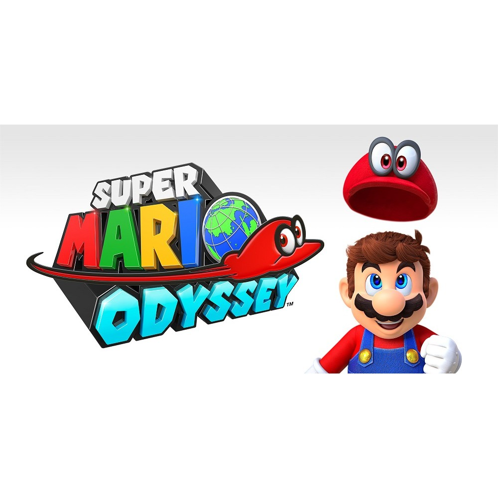 Nintendo Switch Super Mario Odyssey Switchsuper