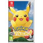 預訂:Pokémon Let's Go!Pikachu